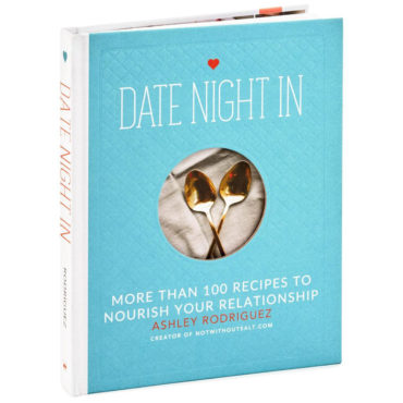 Packed with tantalizing and delicious recipes 'Date Night In More Than 100 Recipes to Nourish Your Relationship' is a must-have cookbook for any couple who wants to spice things up with seasonal meals at home at a table for two.