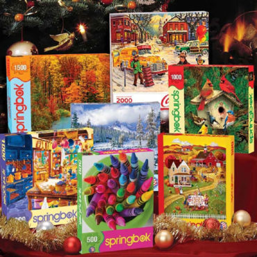The Official Springbok Jigsaw Puzzle Company since 1963! America's Favorite Jigsaw Puzzle! Providing Puzzlers Stunning Images & Challenging Creations.