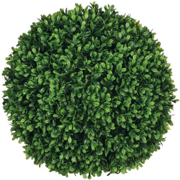 Sullivan - Wrapped in beautiful boxwood, this simple sphere makes a naturally beautiful accent for any space. With a designer aura, this adornment will look amazing intermingled with all your other decor.