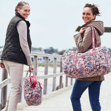 Vera Bradley is a designer of women's handbags, luggage and travel items, fashion and home accessories, and gifts.